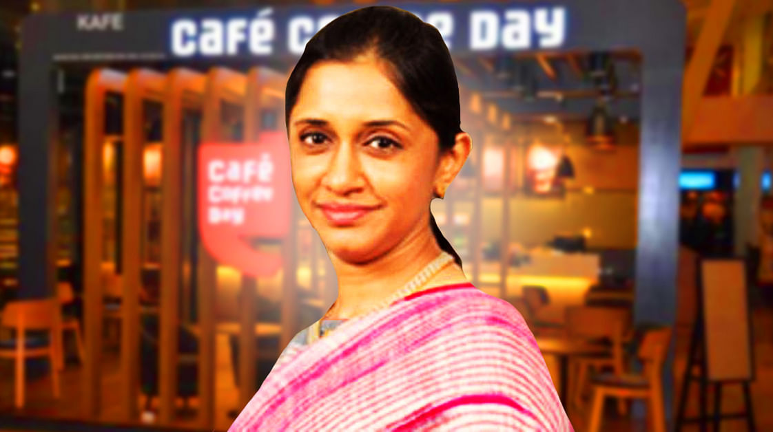 SM Krishna's daughter and VG Siddhartha's wife Malavika Hegde appointed CEO of Café Coffee Day