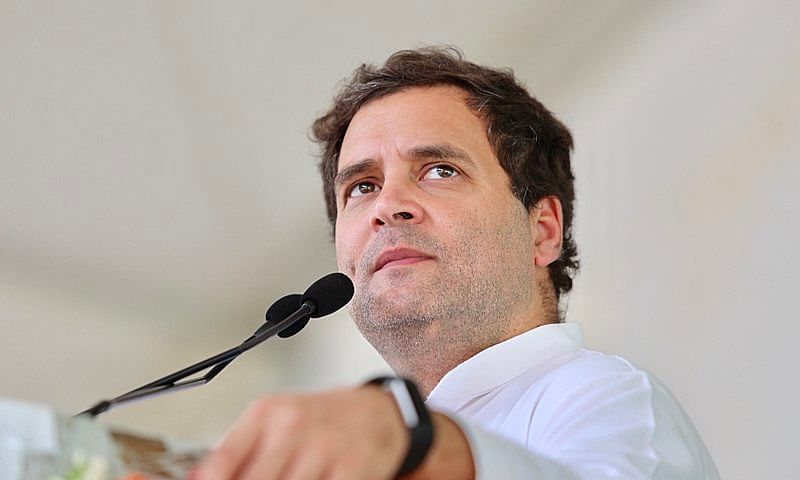 100-day of Farmers' protest: Rahul slams Centre for torturing 'Annadatta', urges govt to repeal laws