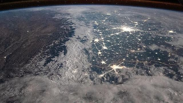 Why is NASA's image of the snow-covered Himalayas from space going viral?
