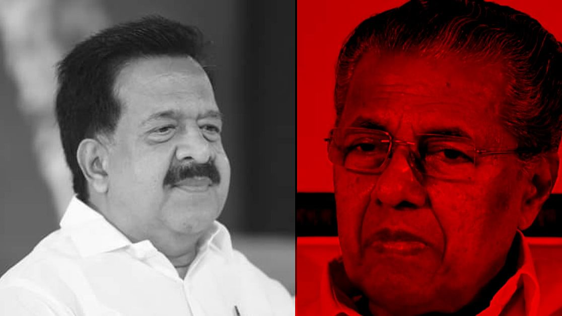 Kerala CM Pinarayi Vijayan tied up with Adani to buy electricity at high rates: Ramesh Chennithala