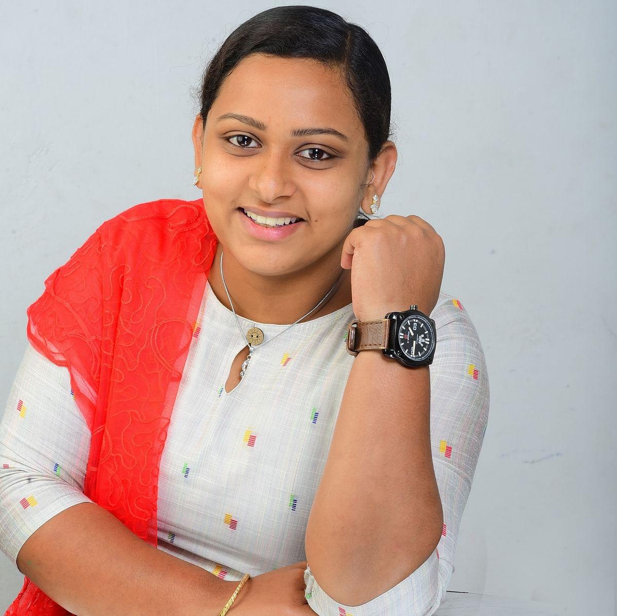 Reshma Mariyam Roy