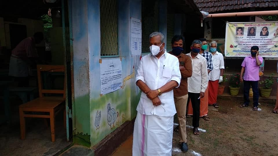 Kerala Local Body Minister AC Moideen accused of breaching protocols for local polls