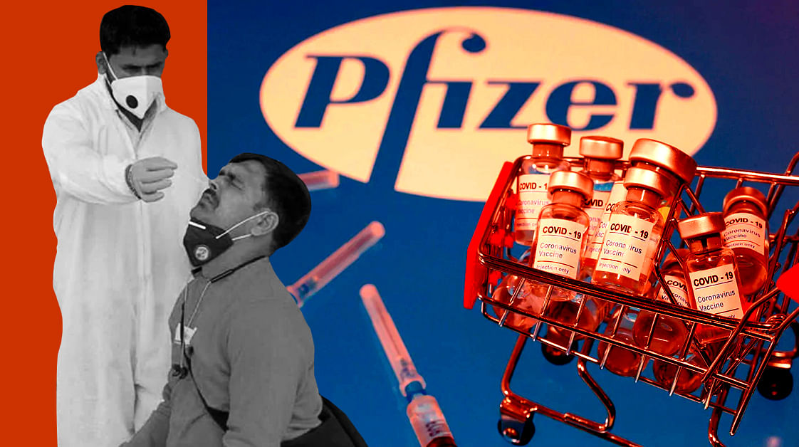 Pfizer Covid-19 vaccine candidates in US report allergic reaction, as UK agency puts out advisory