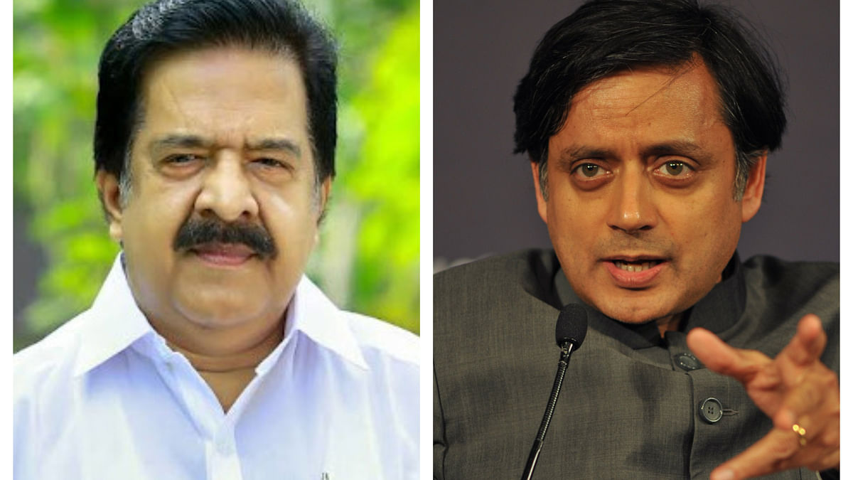 Complainant to withdraw case against Rajan's family; Chennithala, Tharoor criticises Kerala Police