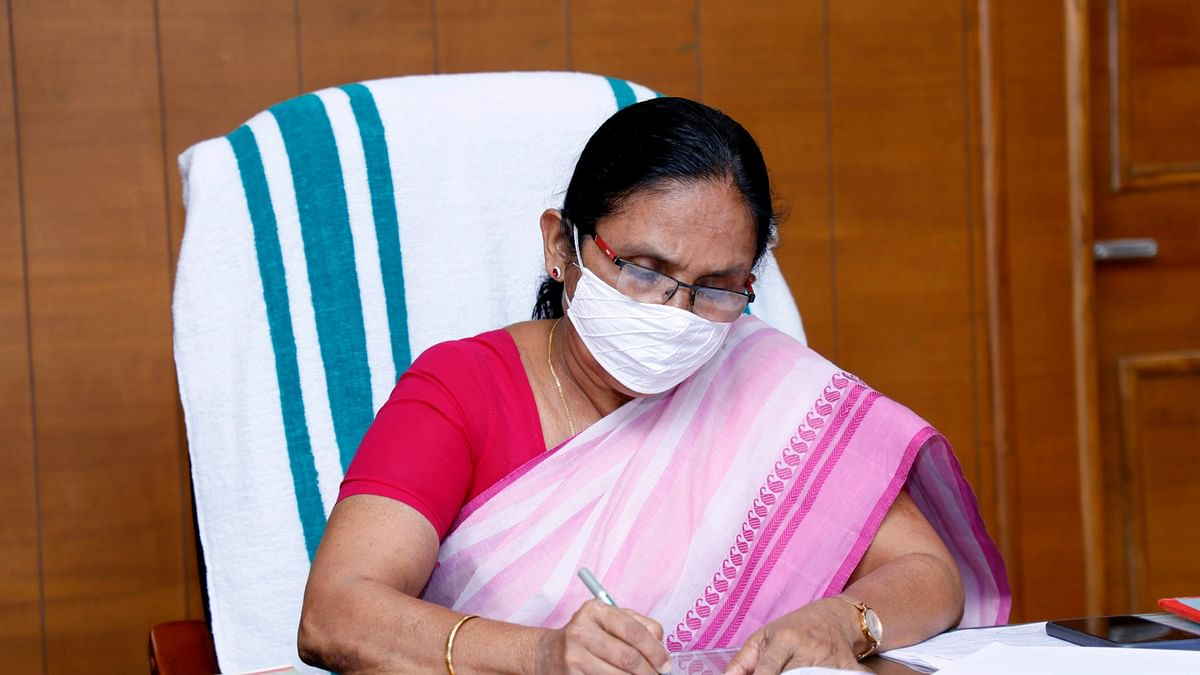 Six returnees in Kerala test positive for UK Covid-19 strain, says Health Minister KK Shailaja