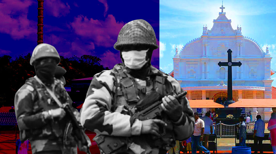 State prohibiting execution of Court order in Church case: Kerala HC asks CRPF to handle matters