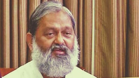 BJP Minister Anil Vij in critical conduction not long after participating in vaccine trial