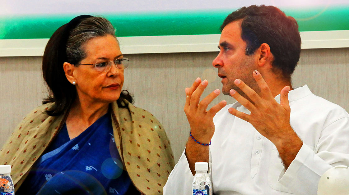 Can Sonia overcome the dissent storm within the party leadership?