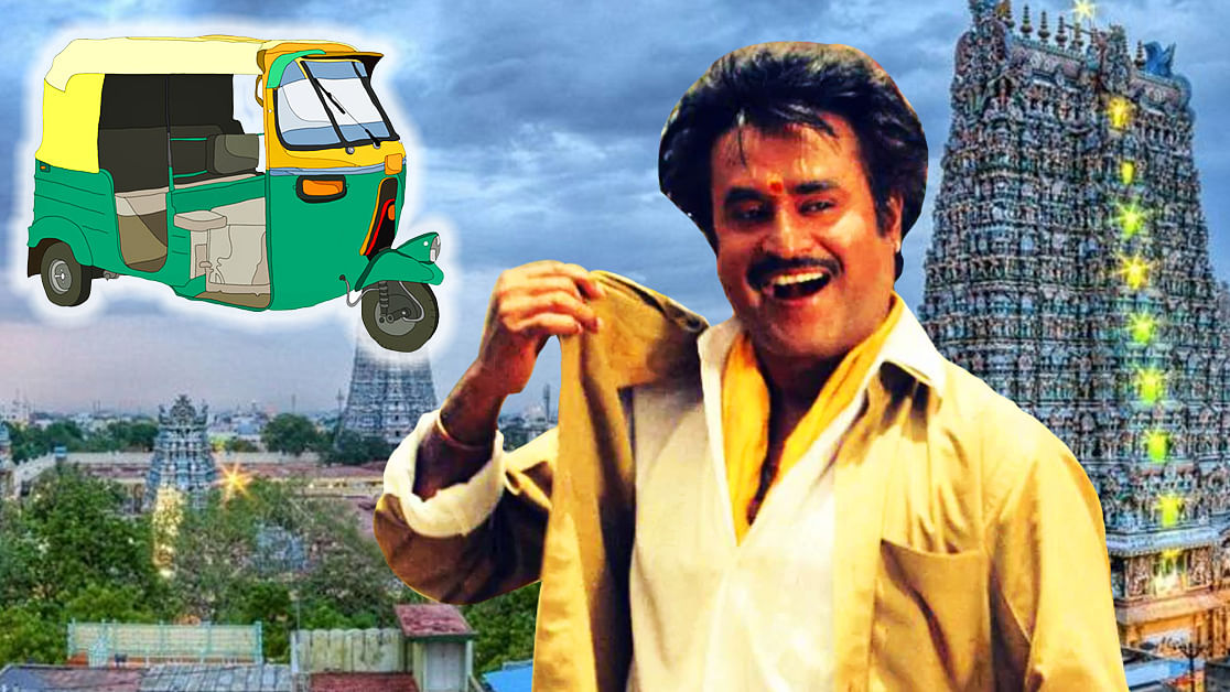 Will the autorickshaw be Rajinikanth's smooth ride to success?