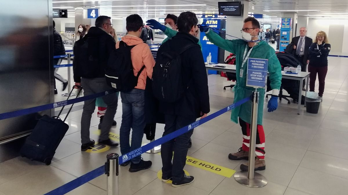 Central government issues SOPS for international passengers after UK detects Covid-19 strain