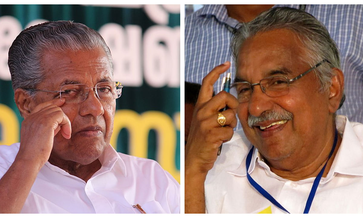 Covid-19: Oommen Chandy continues working from hosp room; Pinarayi Vijayan will be discharged today