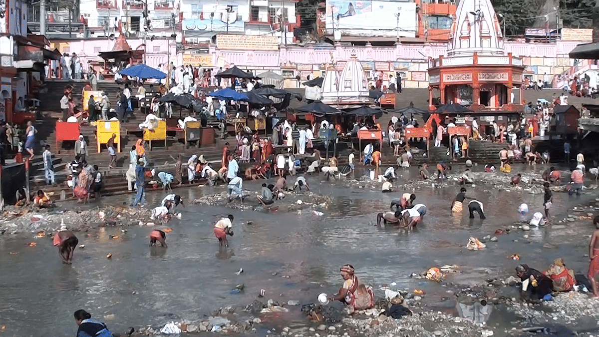 Ganga water not fit for drinking: UP State Pollution Control Board tells Allahabad HC