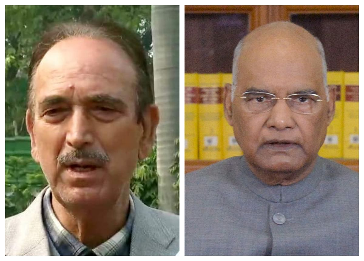 16 opposition parties to boycott President Ram Nath Kovind's address in the parliament on Friday