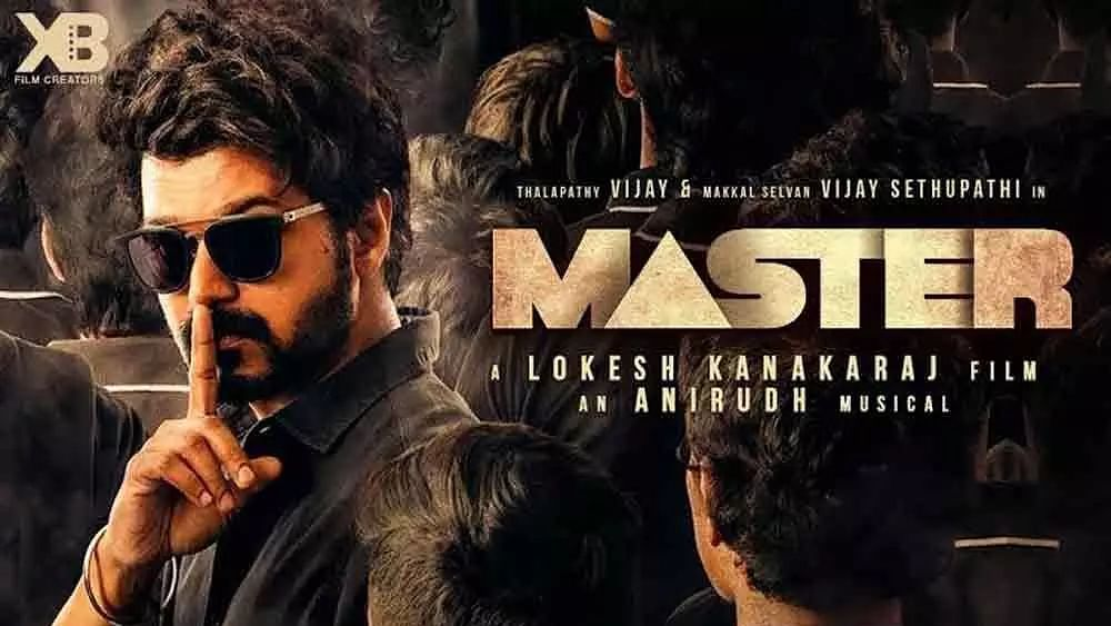 Hours before theatres reopen in Kerala, crucial scenes from Vijay's Master leaked