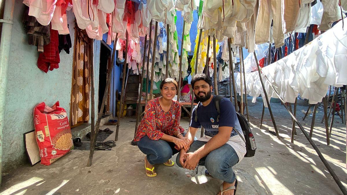 Travel vloggers Harikrishnan and Lakshmi Krishna and their 'car life'