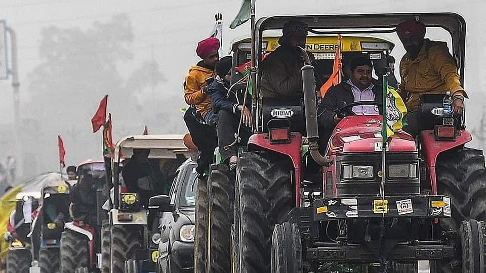 Farmers protest: Deadlock remains; govt asks unions to reconsider their proposal to repeal laws