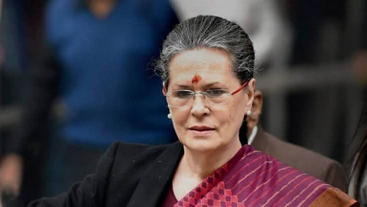 Congress chief Sonia Gandhi urges Centre to formulate national policy to prevent Covid-19 spread