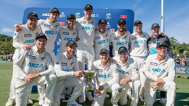 Standing the test of time in Test Cricket – The Blackcaps story