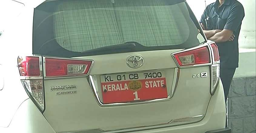 Kerala ministers and top bureaucrats ignore Court order demanding removal of tinted glass