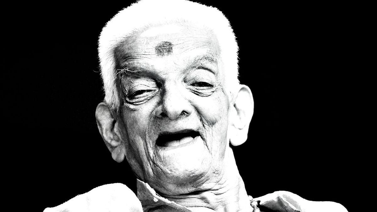 Kerala actor Unnikrishnan Namboothiri conquers Covid at the age of 98