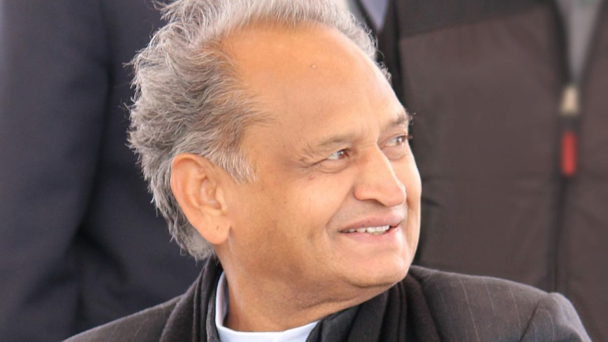 Rajasthan Chief Minister Ashok Gehlot in isolation after testing positive for Covid-19