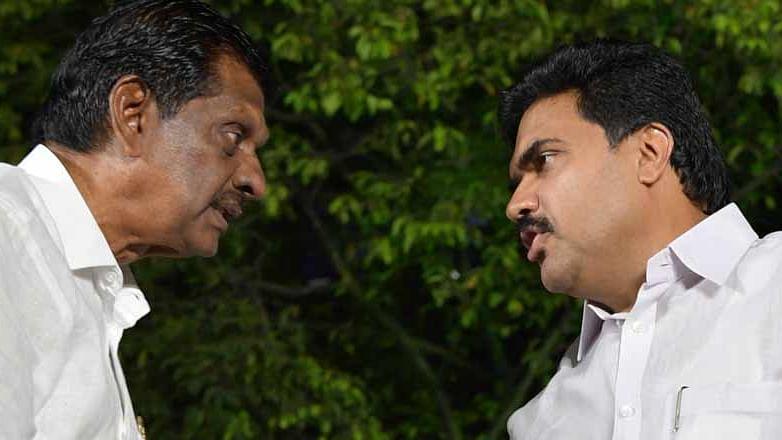 'No discussion has taken place regarding Pala seat so far', says Jose K Mani
