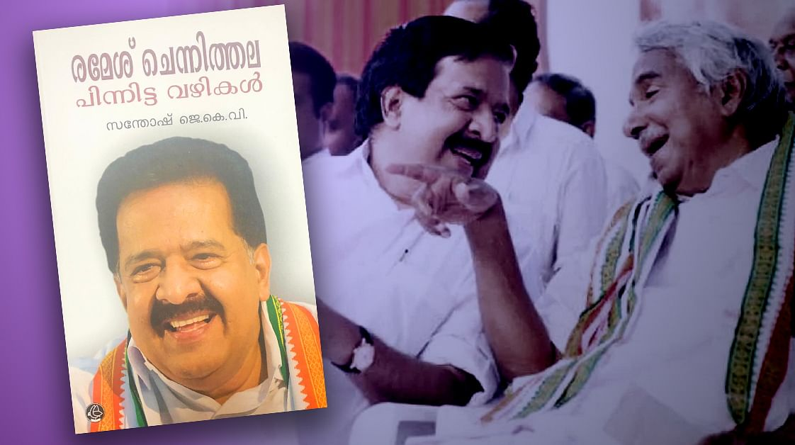 Ramesh Chennithala has done more than any Congress leader as the Opposition Leader: Oommen Chandy