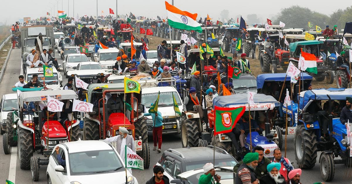 SC refuses to pass order against farmers' Republic Day rally, as it is a law and order issue