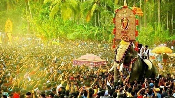 Kerala's celebrity tusker Mangalamkunnu Karnan passes away with his head held high