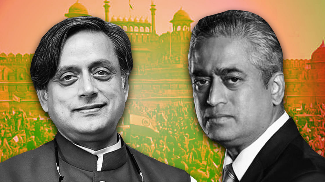 Senior journalists and Congress MP Tharoor in the soup for inciting Republic Day violence