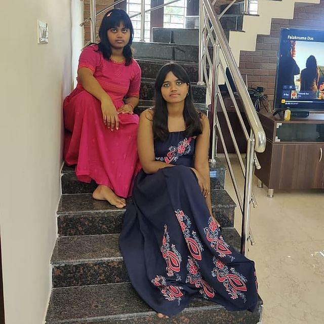 Sai Divya and Alekhya