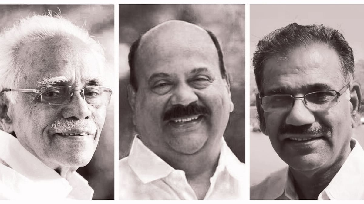 TP Peethambaram, Mani Kappan & AK Saseendran to meet NCP top leadership in New Delhi on Feb 1