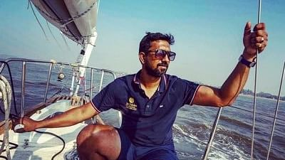 I want to concentrate on my sailing career: Commander Abhilash Tomy on post retirement plans