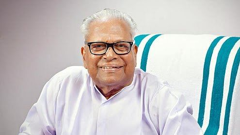 Veteran CPI(M) leader VS Achuthanandan to resign as chairman of Administrative Reforms Commission
