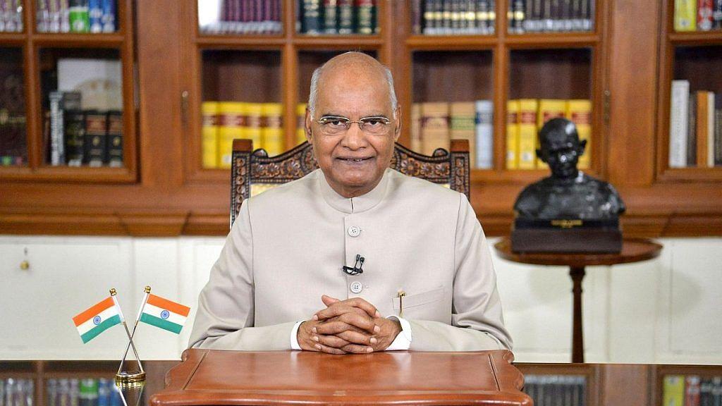 Opposition boycott Prez address in Parliament over farm laws, while Ram Nath Kovind praises bills