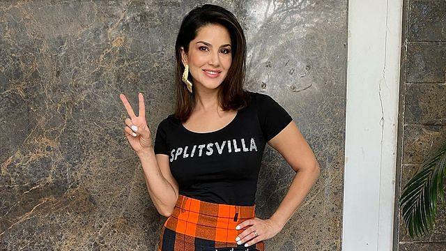 Sunny Leone returns to Kerala, this time with her family for MTV Splitsvilla shooting