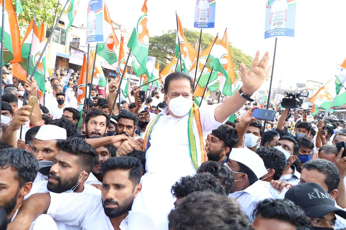 Must not give Pinarayi second chance: UDF's 'Aishwarya Kerala Yatra' starts from Manjeshwaram