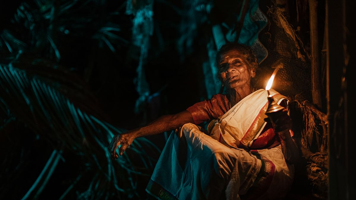 She is beautiful despite her wrinkles:  Mahadevan Thampi on Pappy Amma, whose photoshoot is trending