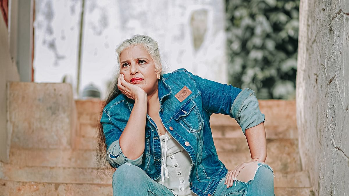 I wanted to bring out the real Ranjini Chandy: Photographer Athira Joy