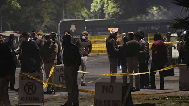 Delhi Israel Embassy blast: Iranian 'links' suspected; letter from the spot says it's a 'trailer'