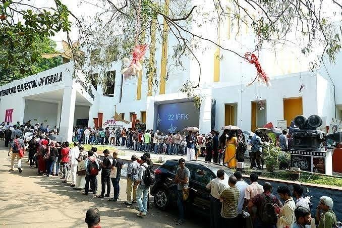 Kerala MLA Sabarinadhan sparks online debate on IFFK; Shashi Tharoor says #IFFKMustStay