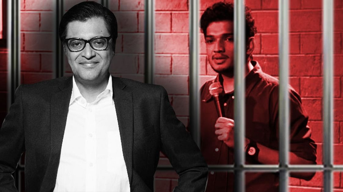#ArnabChatGate: Are there different laws for different people?