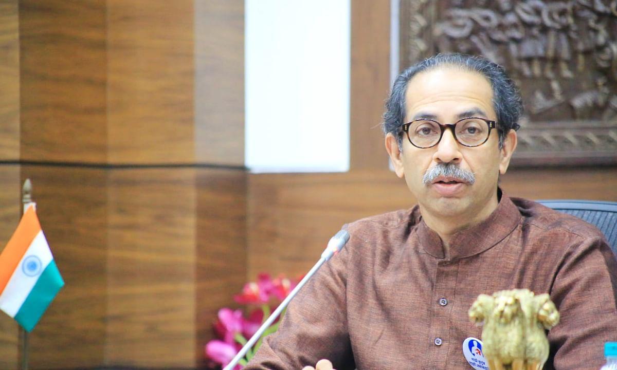 Uddhav Thackery