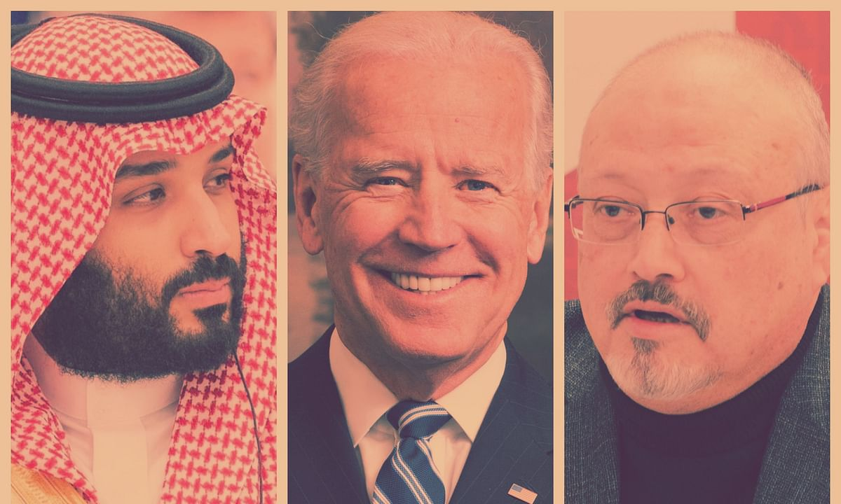 Biden admin imposes sanctions on Saudi citizens over Khashoggi's murder, Arabia govt rejects claims