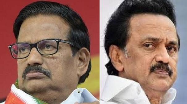 DMK refuses to budge on seat sharing with Congress as latter given 21 while discussion continues