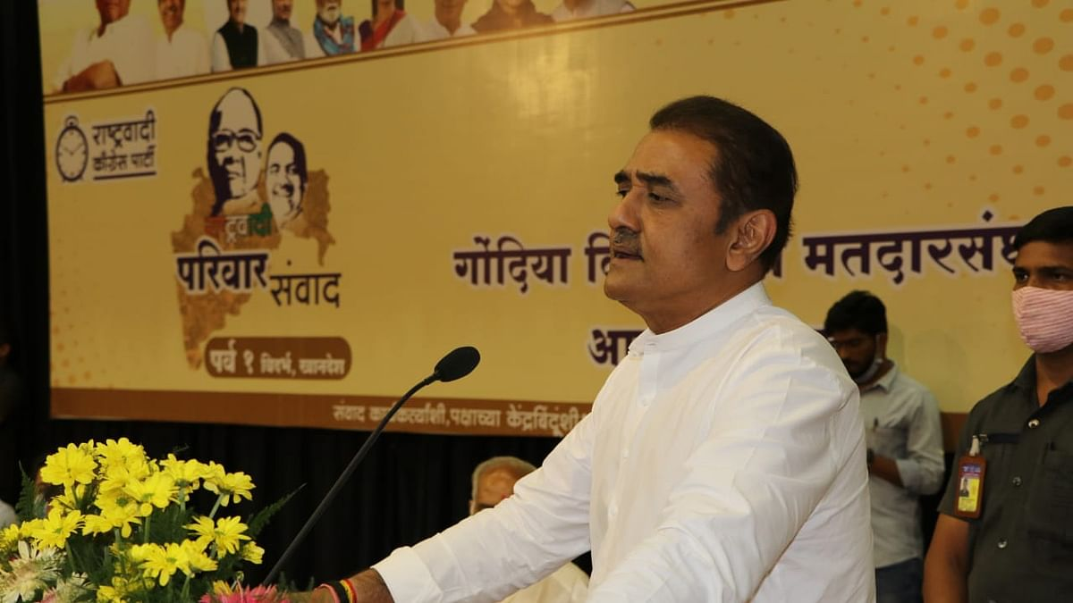 NCP will not give up Pala, will continue in LDF, says Praful Patel following meeting with Yechury