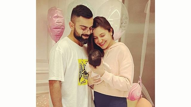 It's official, Vamika is the name of Anushka and Virat's baby girl!