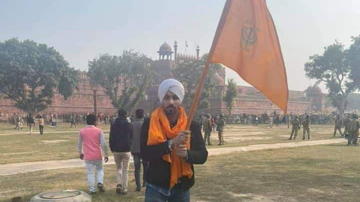 Republic Day Chaos: Delhi Police announces reward of Rs 1 lakh for info on Deep Sidhu, three others