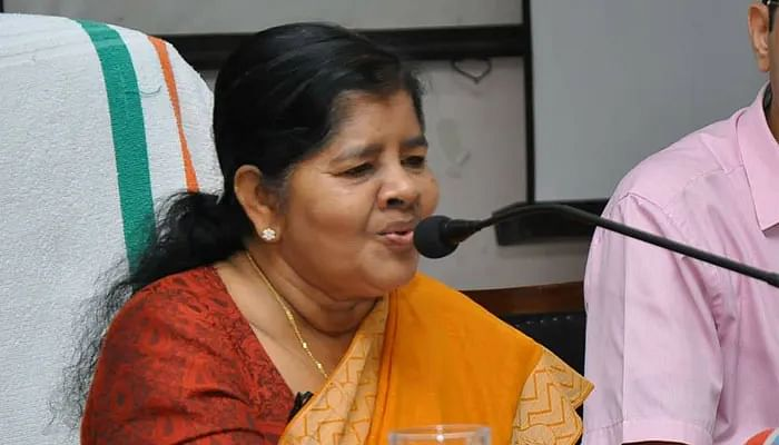 Kerala Fisheries Minister Mercykutty Amma admits to meeting EMCC officials despite initial denial