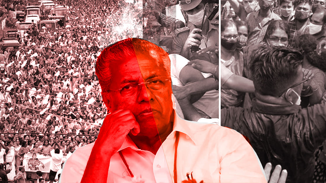Kerala LDF govt in damage control with cabinet deciding to change stance ahead of Assembly elections